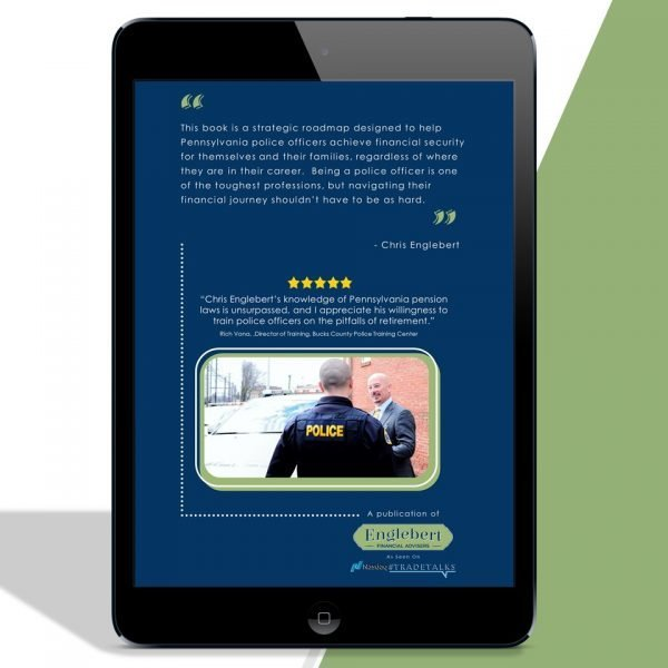 Financial Planning and Retirement Strategies for PA Police Officers Digital Download Book Preview
