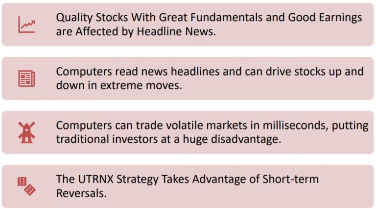 UTRNX, the Short-term Reversal Strategy